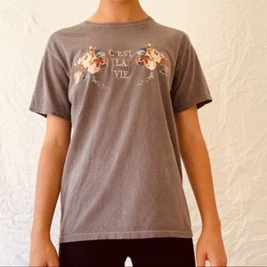 PacSun graphic T-shirt